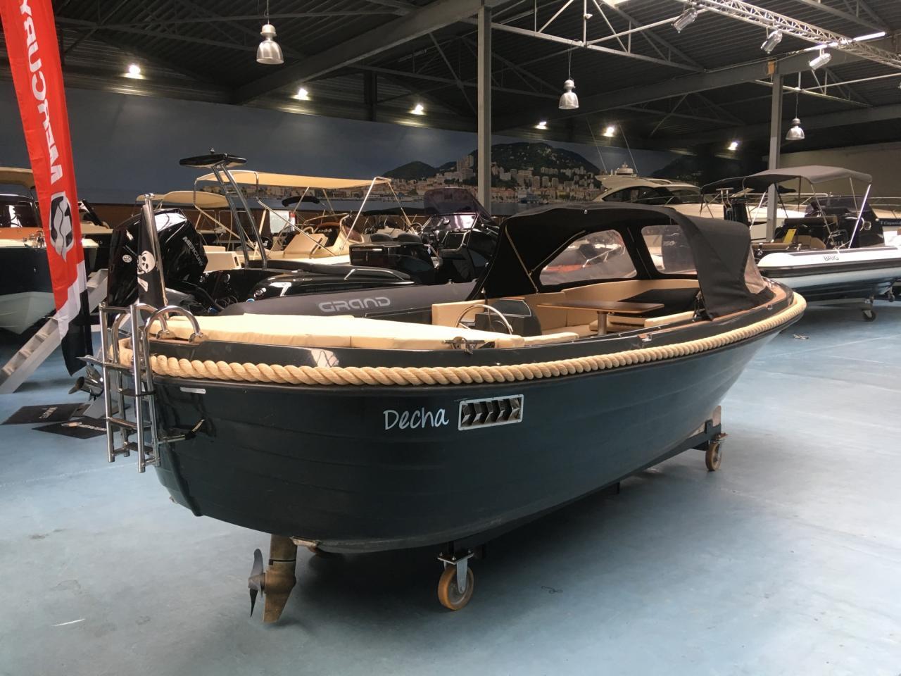 Anker 575 deluxe met Craftsman Navy 6.0 elektromotor 2