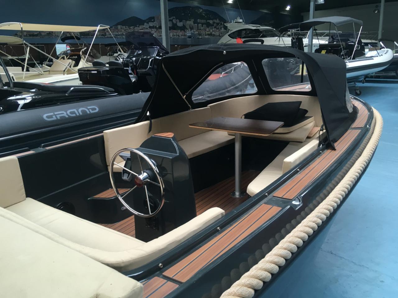 Anker 575 deluxe met Craftsman Navy 6.0 elektromotor 3