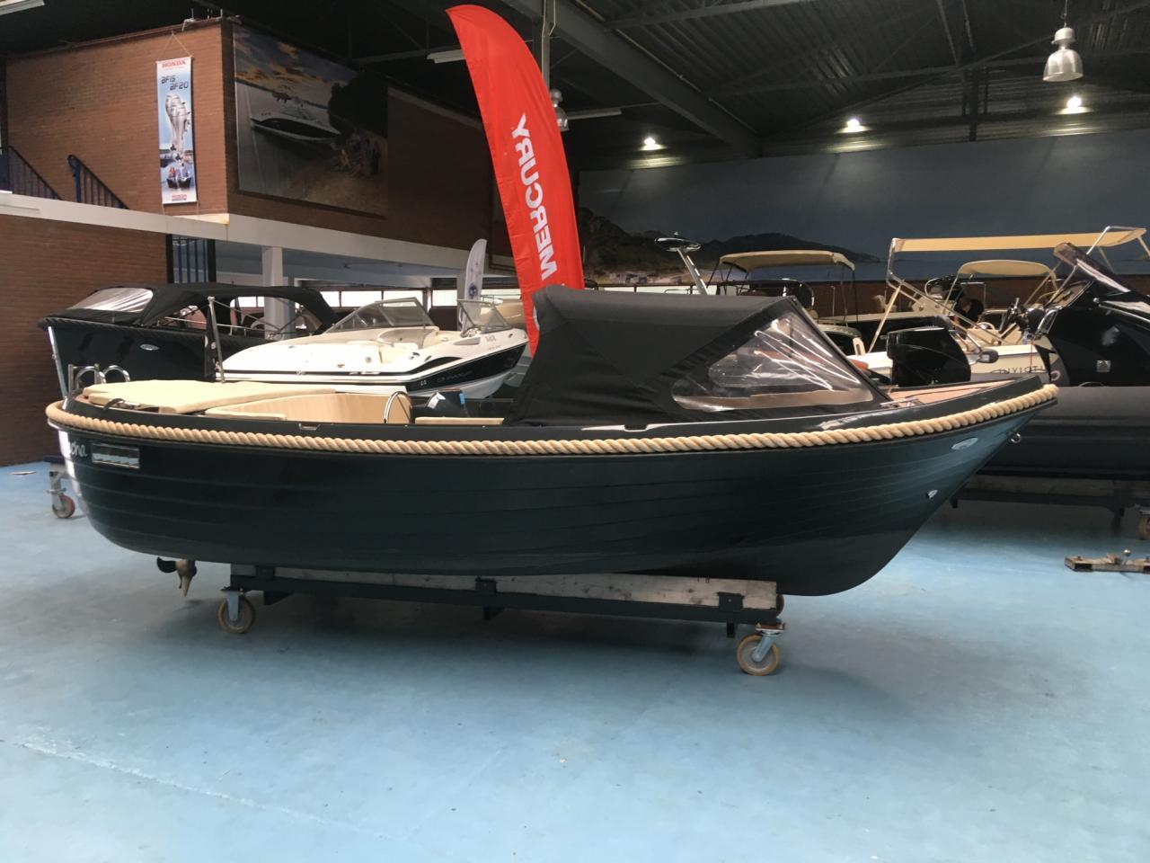 Anker 575 deluxe met Craftsman Navy 6.0 elektromotor 1