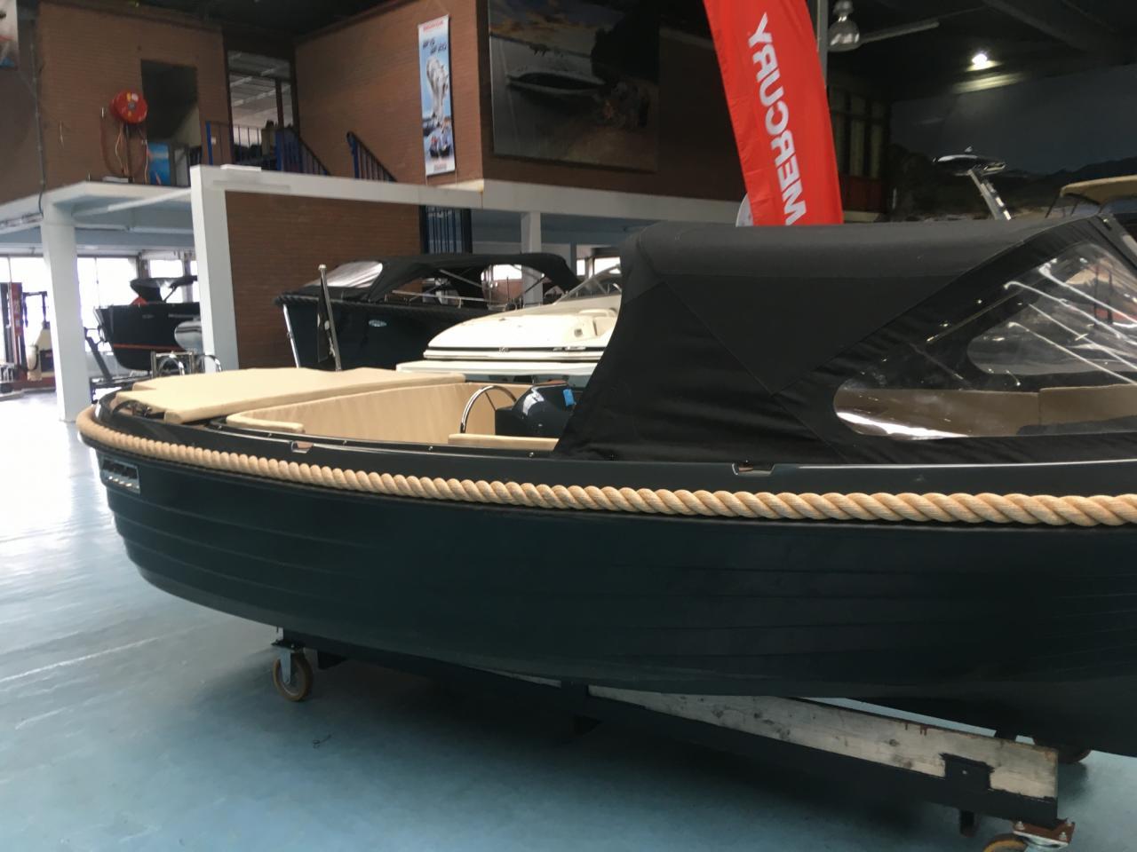 Anker 575 deluxe met Craftsman Navy 6.0 elektromotor 8