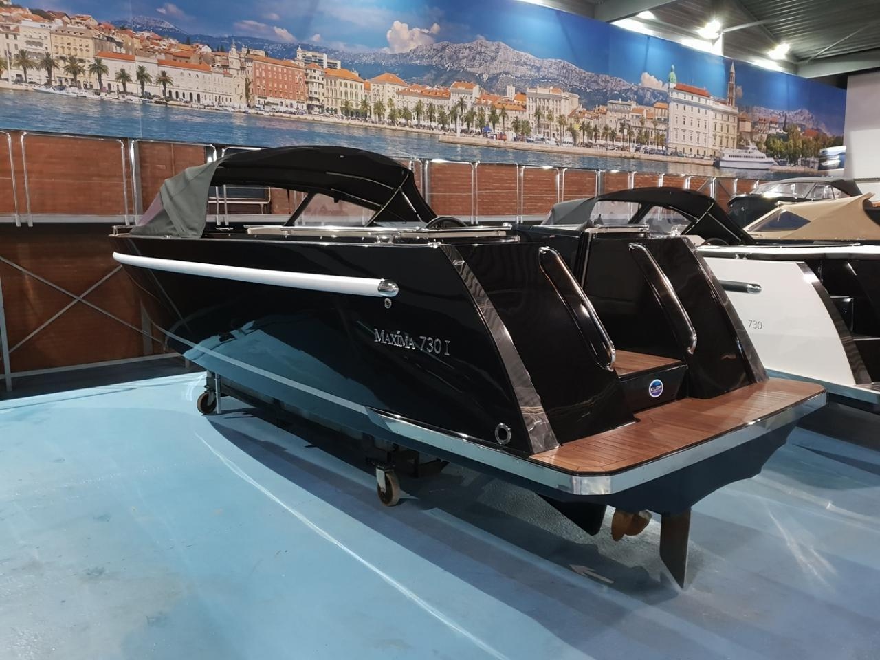 Maxima 730i met Vetus 33 pk diesel op voorraad! 5