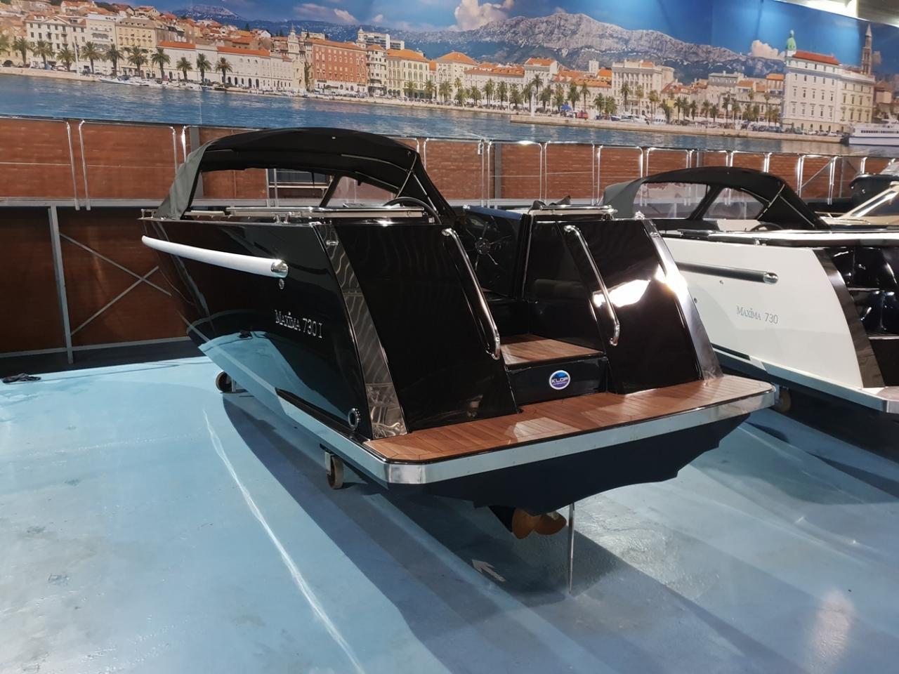 Maxima 730i met Vetus 33 pk diesel op voorraad! 6