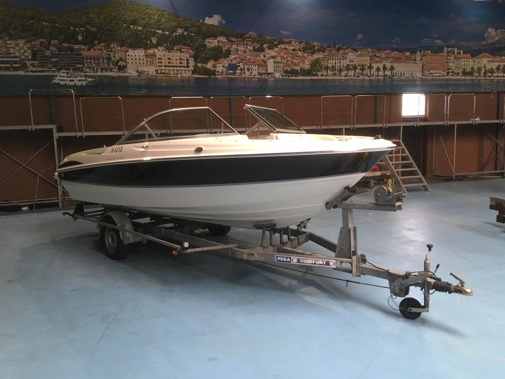 Maxum 1900 SR3 met Mercruiser 4.3 speedboot 5