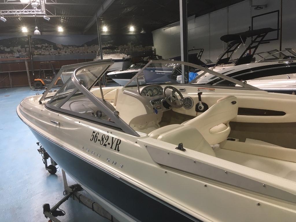 Maxum 1900 SR3 met Mercruiser 4.3 speedboot 6