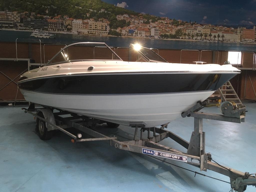 Maxum 1900 SR3 met Mercruiser 4.3 speedboot 10