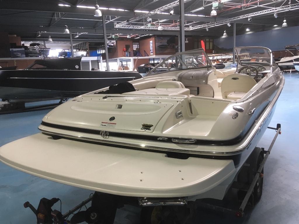 Maxum 1900 SR3 met Mercruiser 4.3 speedboot 3