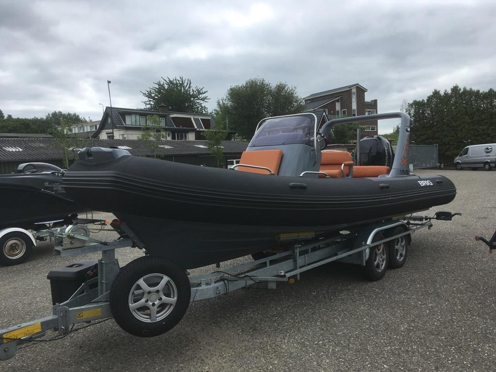 Brig eagle 650 model 2019 met Mercury Verado 225 pk 6