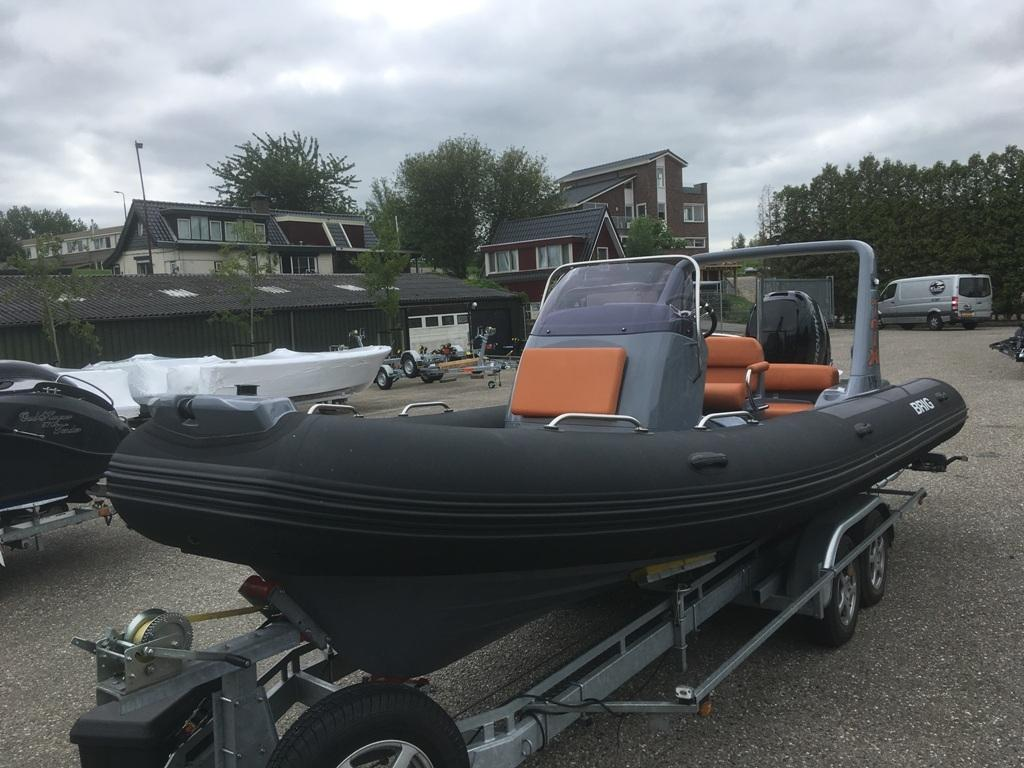 Brig eagle 650 model 2019 met Mercury Verado 225 pk 5