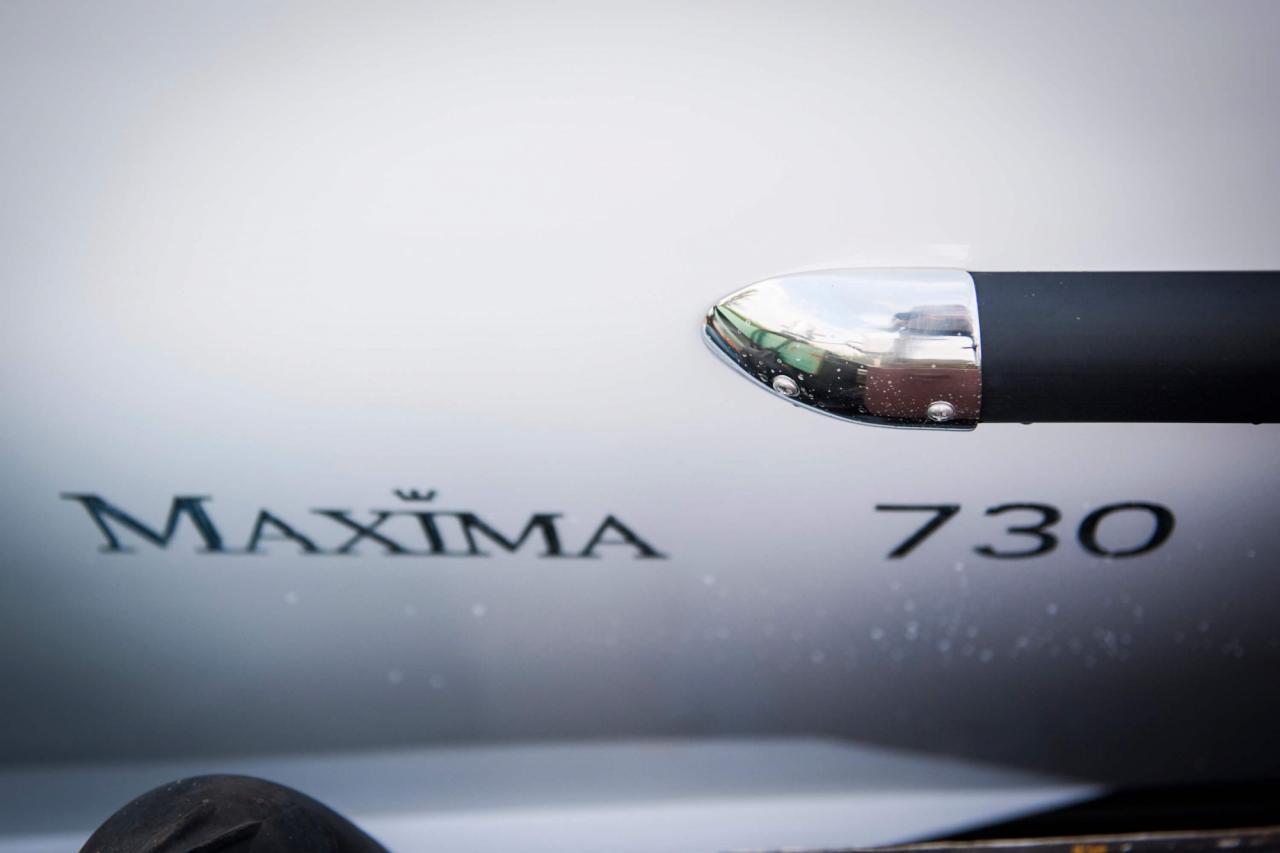 Maxima 730 tender 57