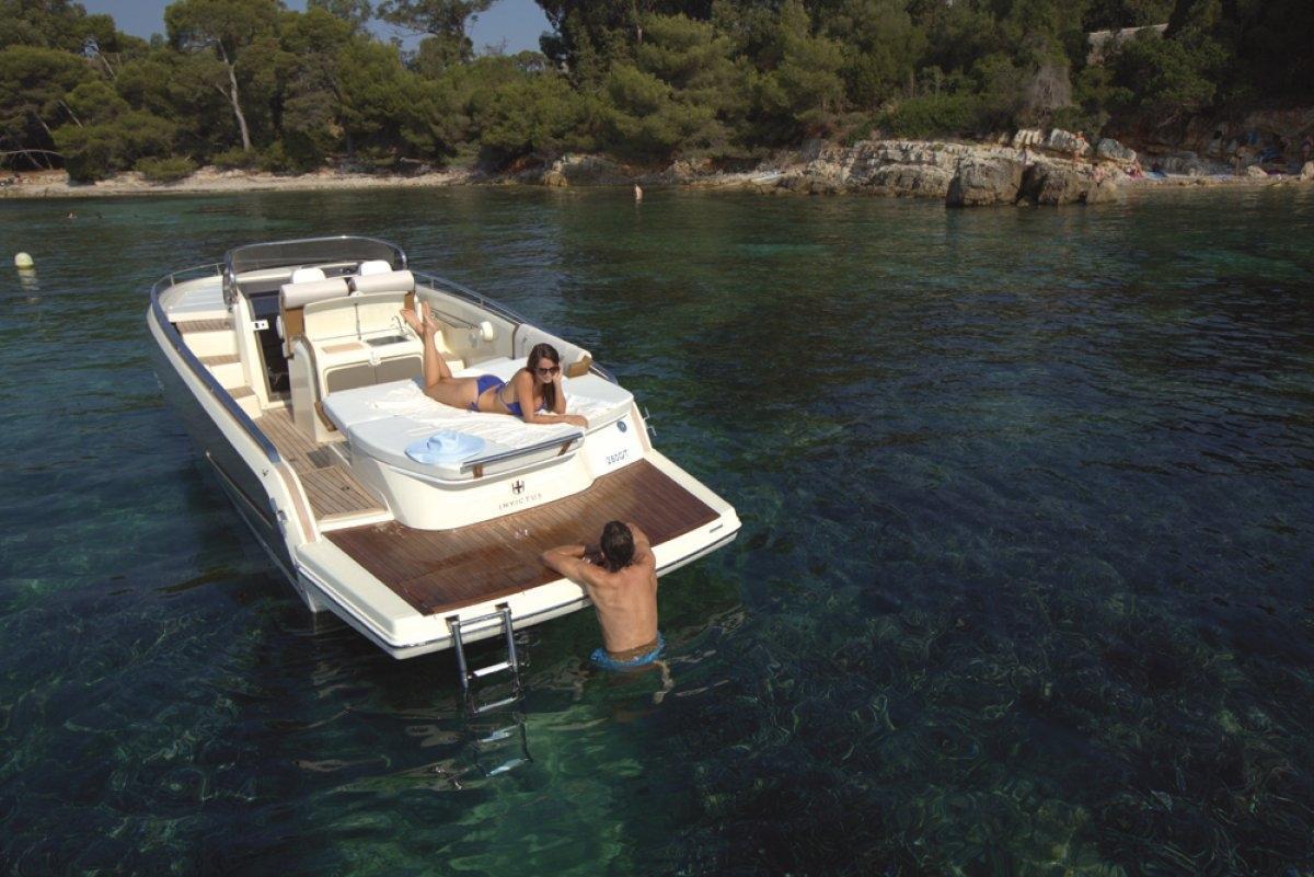 Invictus 280 gt sportboot 9