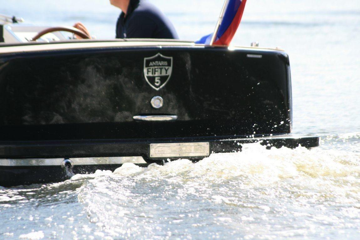 Antaris Fifty5 sloep 22