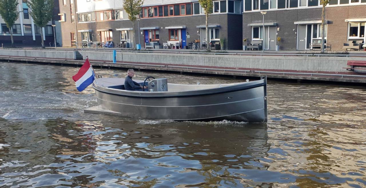 VanVossen Sloep 777 3
