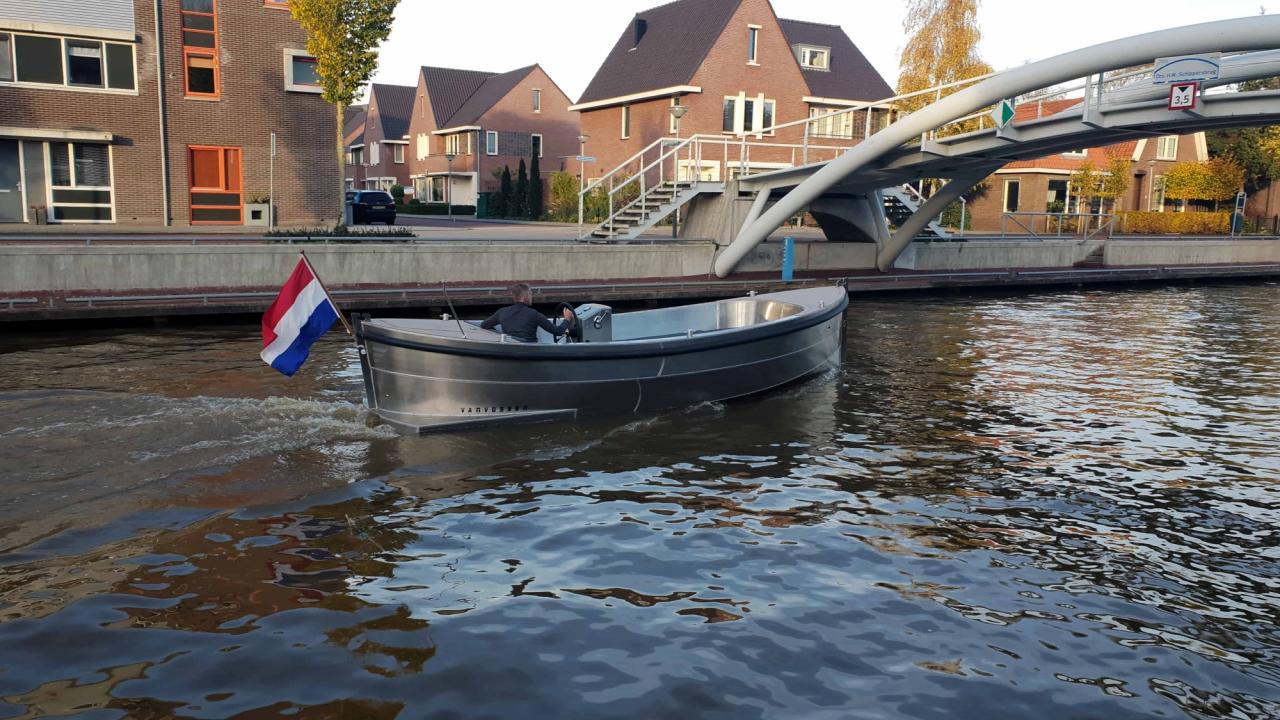 VanVossen Sloep 777 2