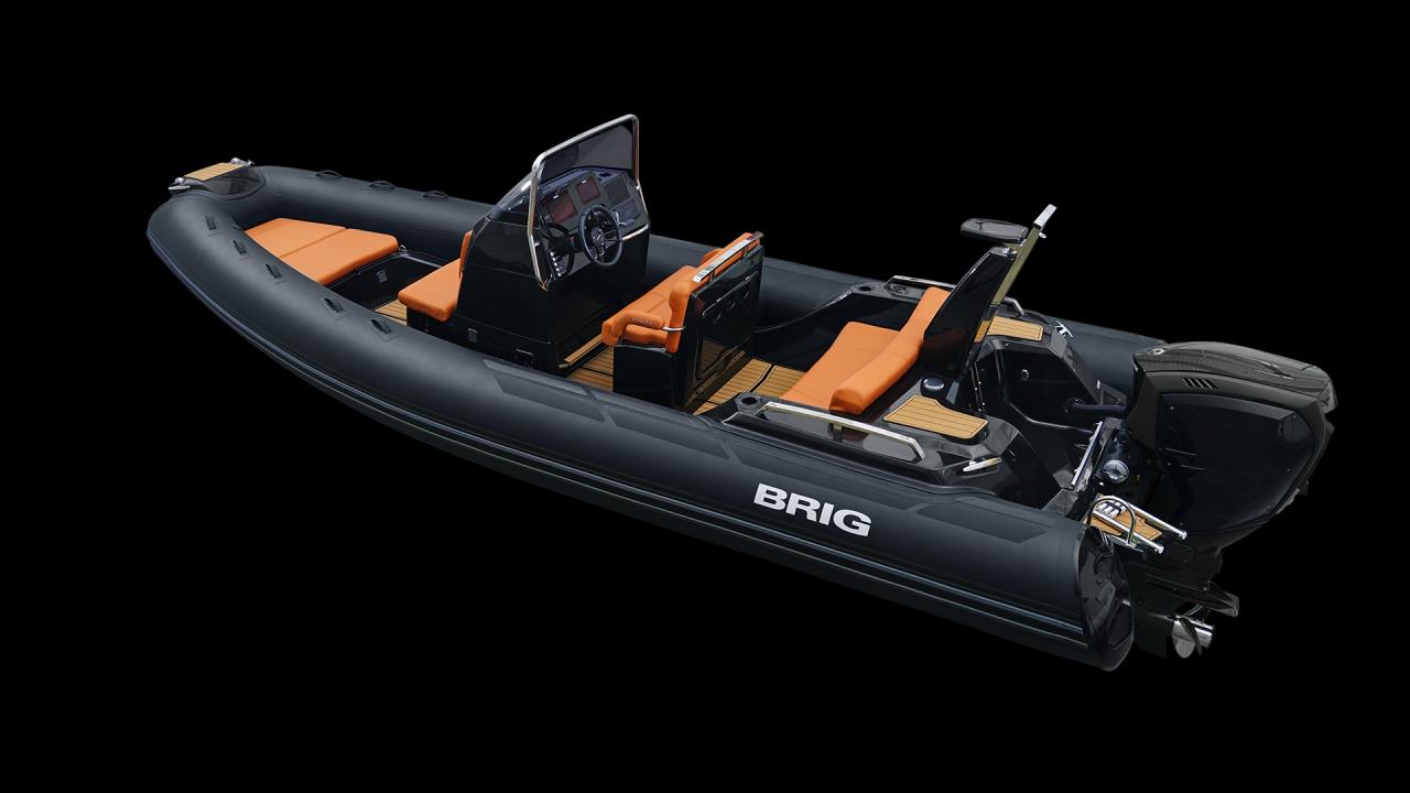 Brig Eagle 6.7 rib NIEUW 2020 model! 1