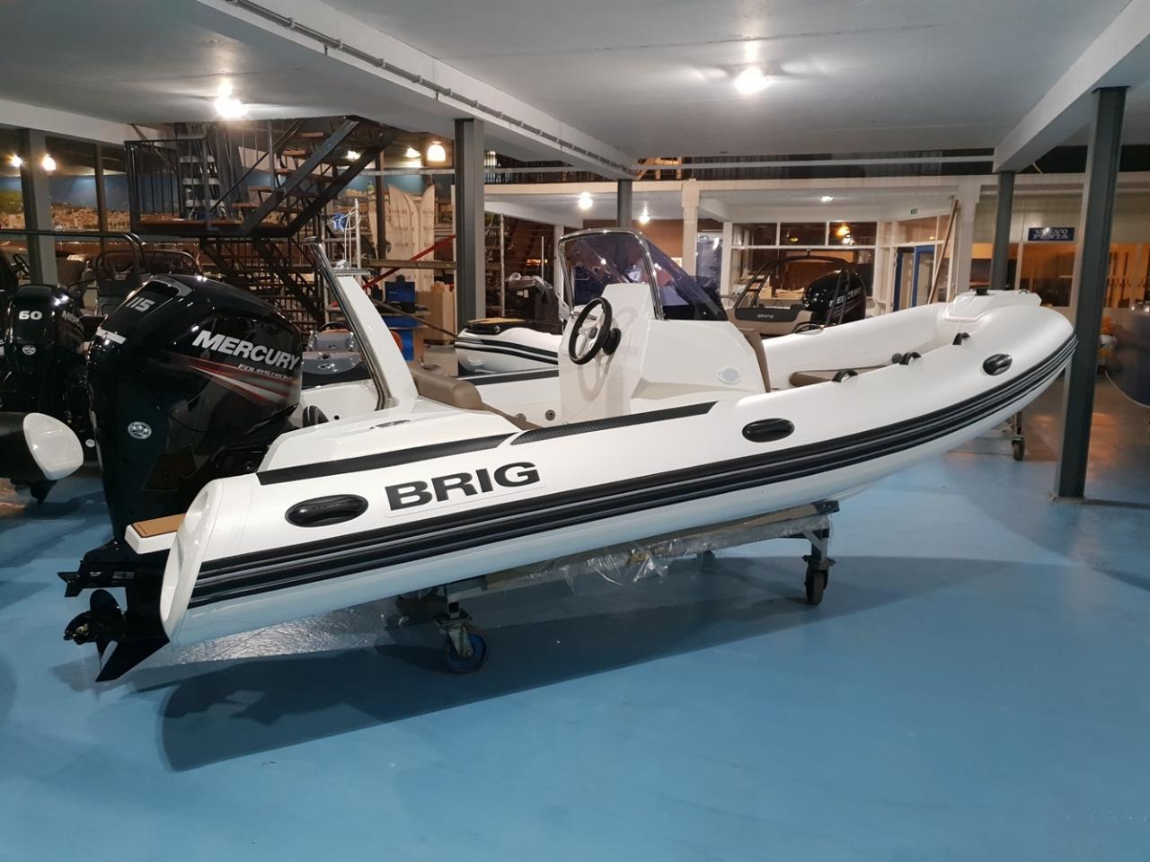 Brig Eagle 5 met Mercury 115 pk 2