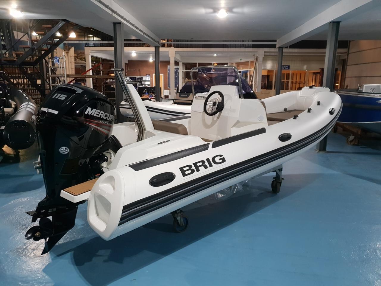 Brig Eagle 5 met Mercury 115 pk 4
