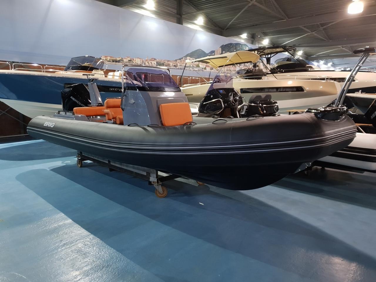 Brig Eagle 6.7 rib met Mercury 225 pk VAARKLAAR! 1