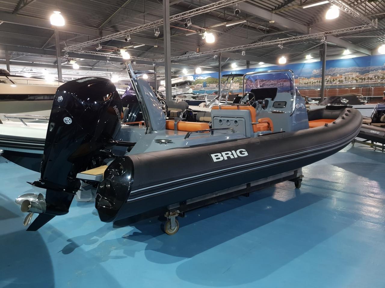 Brig Eagle 6.7 rib met Mercury 225 pk VAARKLAAR! 2