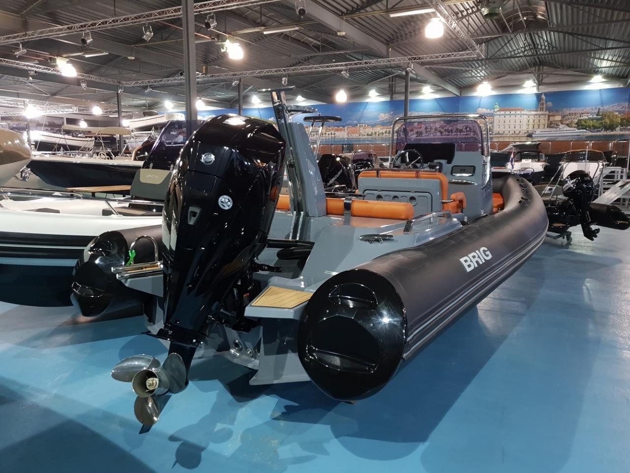 Brig Eagle 6.7 rib met Mercury 225 pk VAARKLAAR! 4