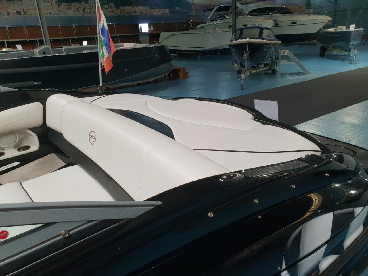 Crownline 220 met Mercruiser 5 liter V8 260 pk 9