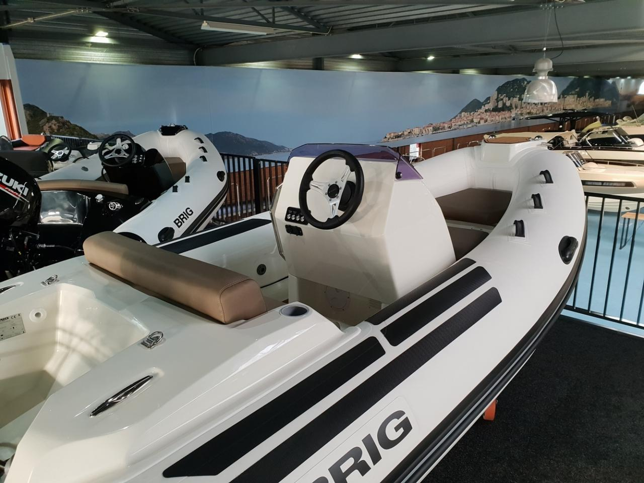 Brig Eagle 4 met Suzuki 60 pk 3