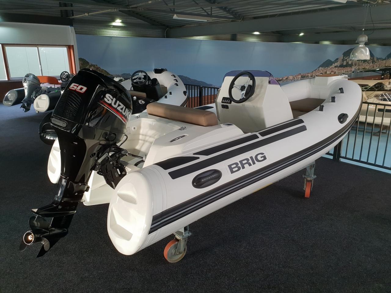 Brig Eagle 4 met Suzuki 60 pk 4