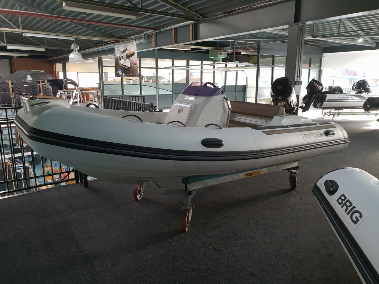 Brig Eagle 4 met Suzuki 60 pk 2
