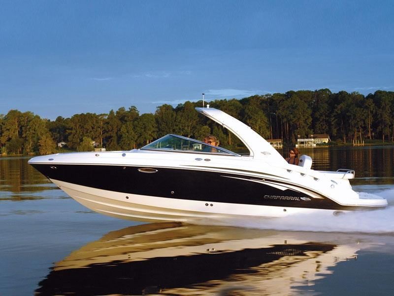Chaparral 276 SSX met Mercruiser 496 MAG 1