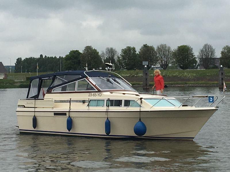 Storebro Royal Cruiser 31 Adriatic met 2 x Volvo Penta TAMD 40 4
