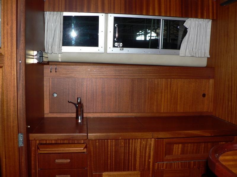 Storebro Royal Cruiser 31 Adriatic met 2 x Volvo Penta TAMD 40 6