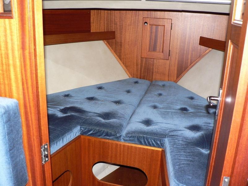 Storebro Royal Cruiser 31 Adriatic met 2 x Volvo Penta TAMD 40 8