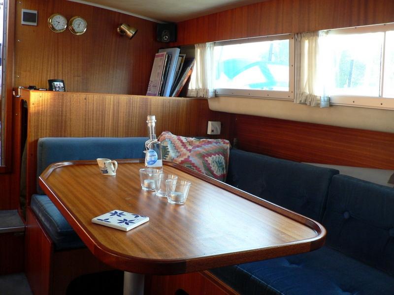 Storebro Royal Cruiser 31 Adriatic met 2 x Volvo Penta TAMD 40 9