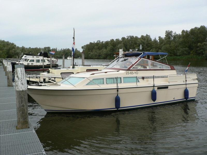Storebro Royal Cruiser 31 Adriatic met 2 x Volvo Penta TAMD 40 1