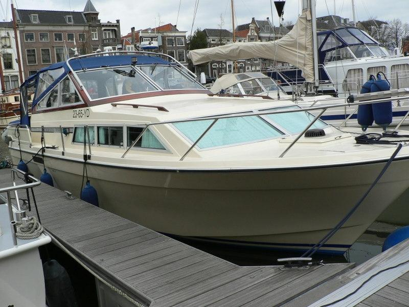 Storebro Royal Cruiser 31 Adriatic met 2 x Volvo Penta TAMD 40 12