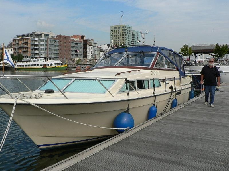 Storebro Royal Cruiser 31 Adriatic met 2 x Volvo Penta TAMD 40 14