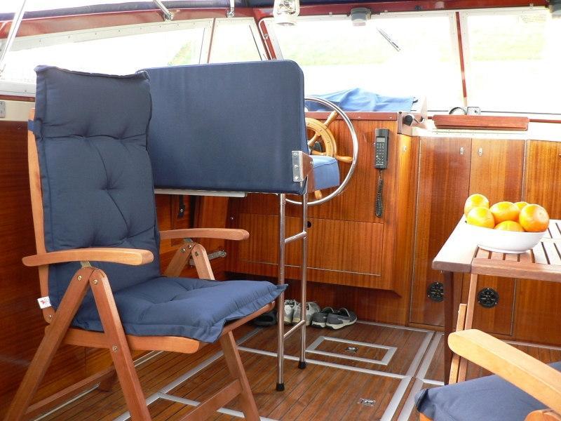 Storebro Royal Cruiser 31 Adriatic met 2 x Volvo Penta TAMD 40 15