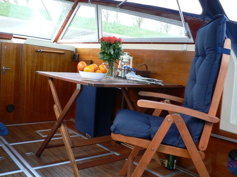 Storebro Royal Cruiser 31 Adriatic met 2 x Volvo Penta TAMD 40 11