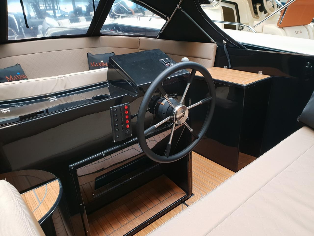Maxima 620 Retro met Honda 50 pk 6