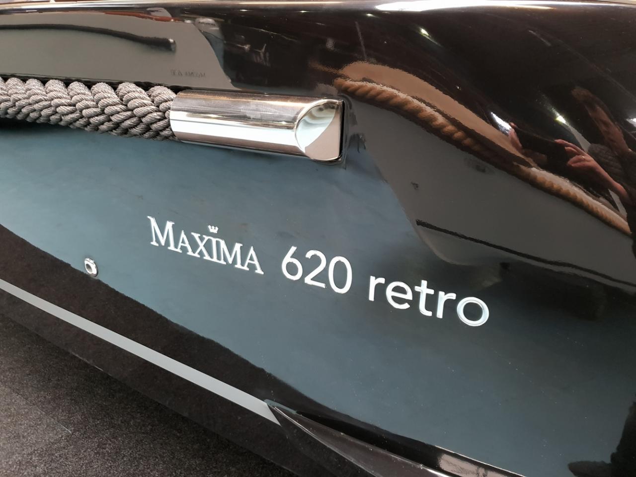 Maxima 620 Retro met Honda 50 pk 8