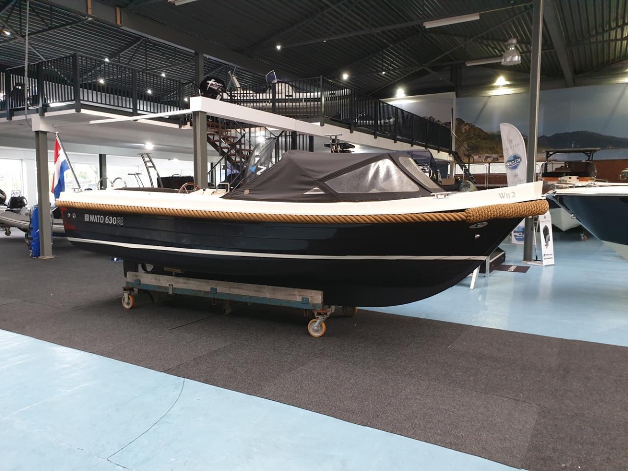 Wato 630 sloep met Vetus 27 pk 1