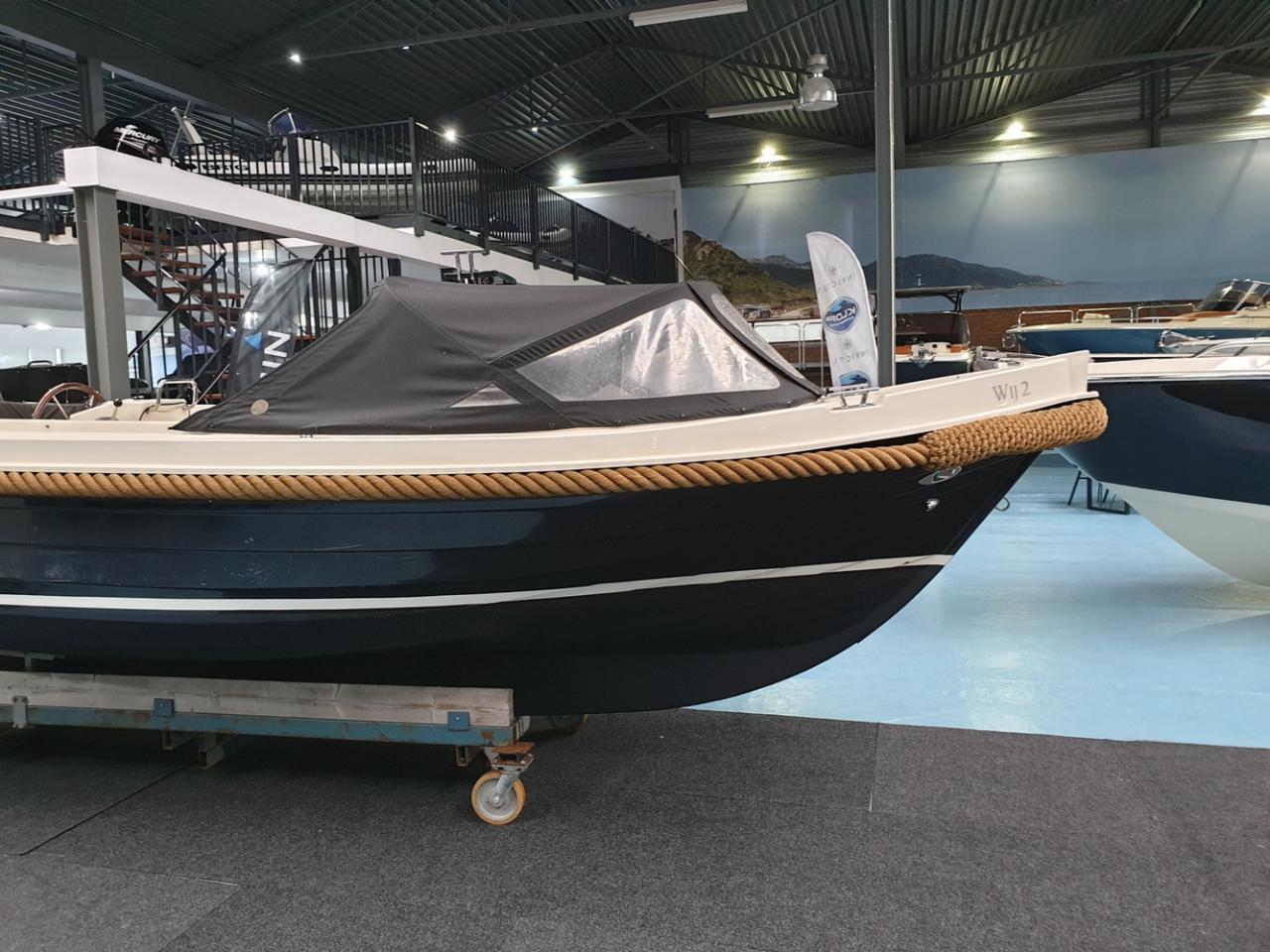 Wato 630 sloep met Vetus 27 pk 2
