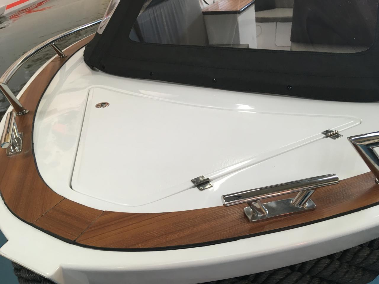 Maxima 620 Retro MC met Honda 50 pk 18