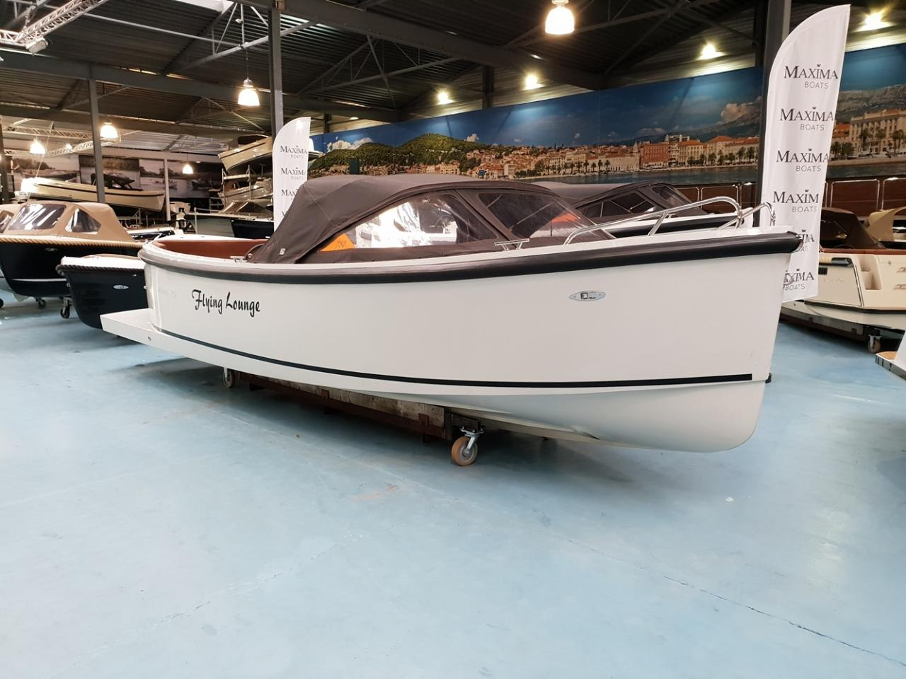 Maxima 750 Flying Lounge 2021 model leverbaar! 11