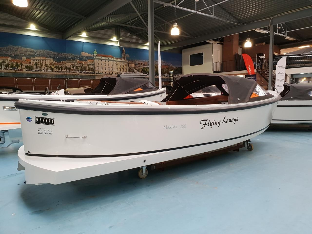Maxima 750 Flying Lounge 2021 model leverbaar! 12