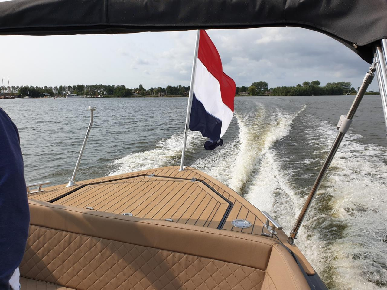 Maxima 750 Flying Lounge 2021 model leverbaar! 40