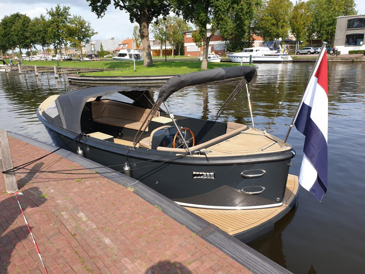 Maxima 750 Flying Lounge 2021 model leverbaar! 2
