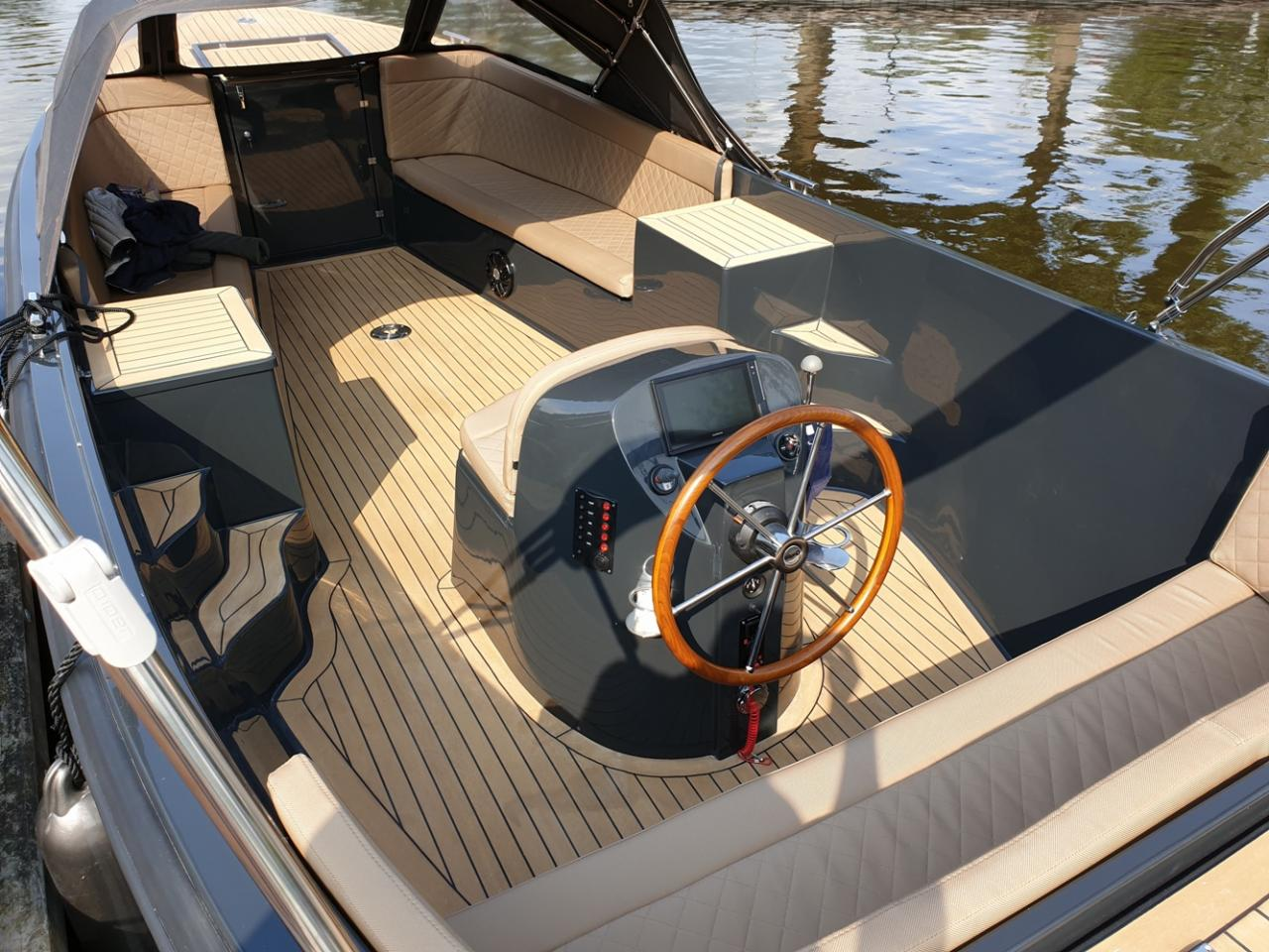 Maxima 750 Flying Lounge 2021 model leverbaar! 3