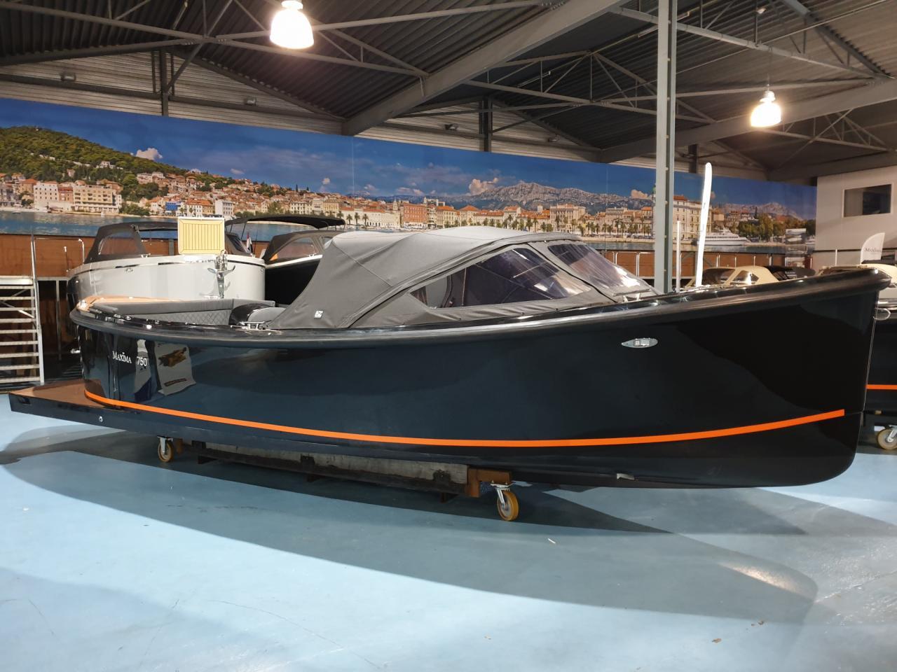 Maxima 750 Flying Lounge met Honda 60 pk - levering 2022! 1