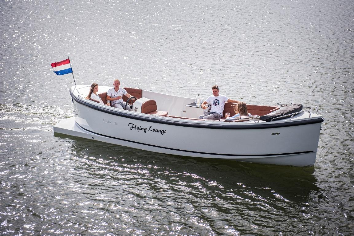 Maxima 750 Flying Lounge 2021 model leverbaar! 30