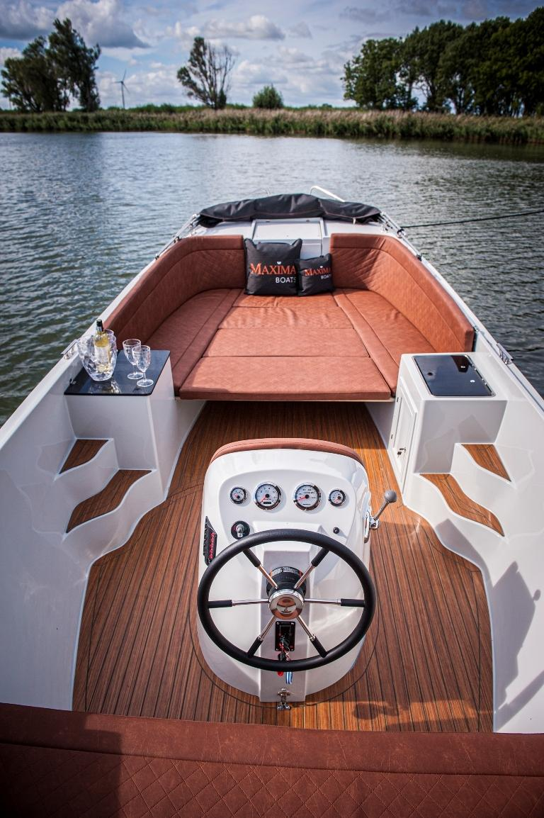 Maxima 750 Flying Lounge 2021 model leverbaar! 34